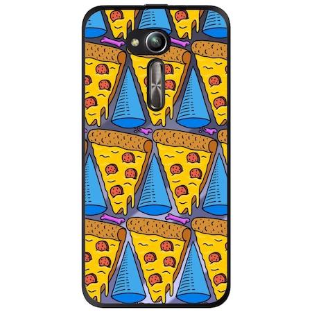 Защитен калъф Guardo Pizzas за Asus Zenfone Go Zb500kl