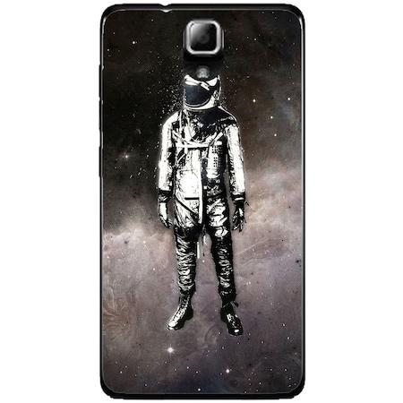 Защитен калъф Guardo Grunge Astronaut за Lenovo A536
