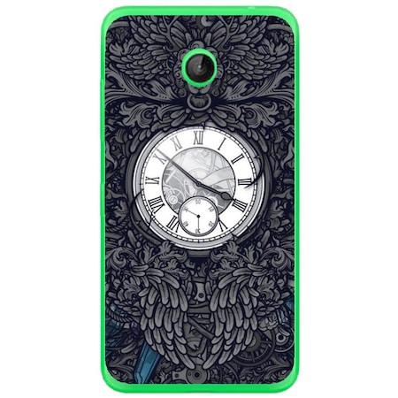 Защитен калъф Guardo Gothic Clock за Nokia Lumia 630 635