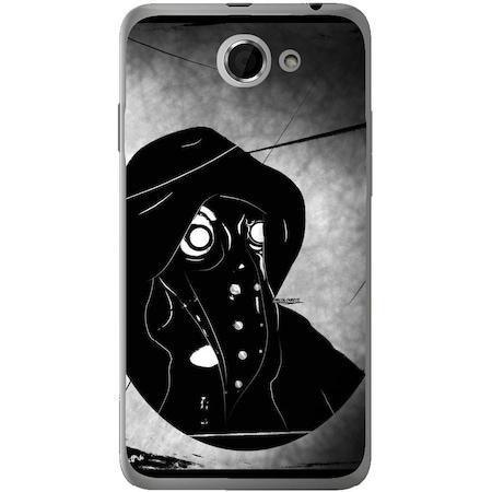 Защитен калъф Guardo Plague Doctor за HTC Desire 516