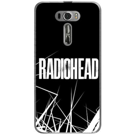 Защитен калъф Guardo Radiohead Black за Asus Zenfone 2 Laser Ze601kl