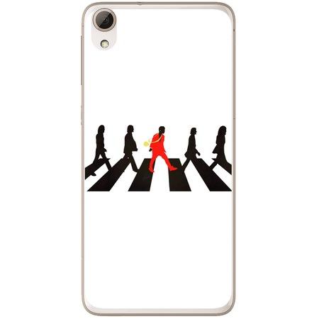 Защитен калъф Guardo Red Street за HTC Desire 826