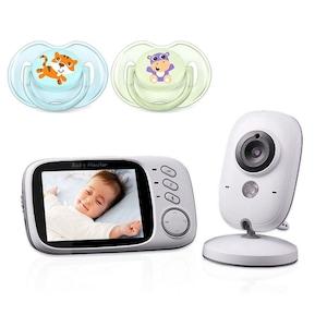 Monitoare video bebelusi