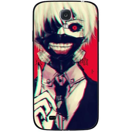 Anime Strange Boy SAMSUNG Galaxy S4 szilikon tok