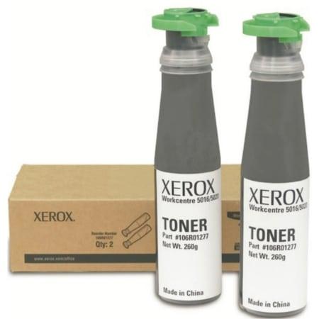 Тонер касета XEROX 106R01277, Black