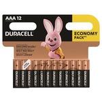 Duracell BSC 12 db AAA elem - DL