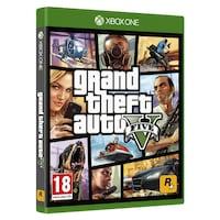Grand Theft Auto V játék Xbox One-ra (ajándék poszterrel)