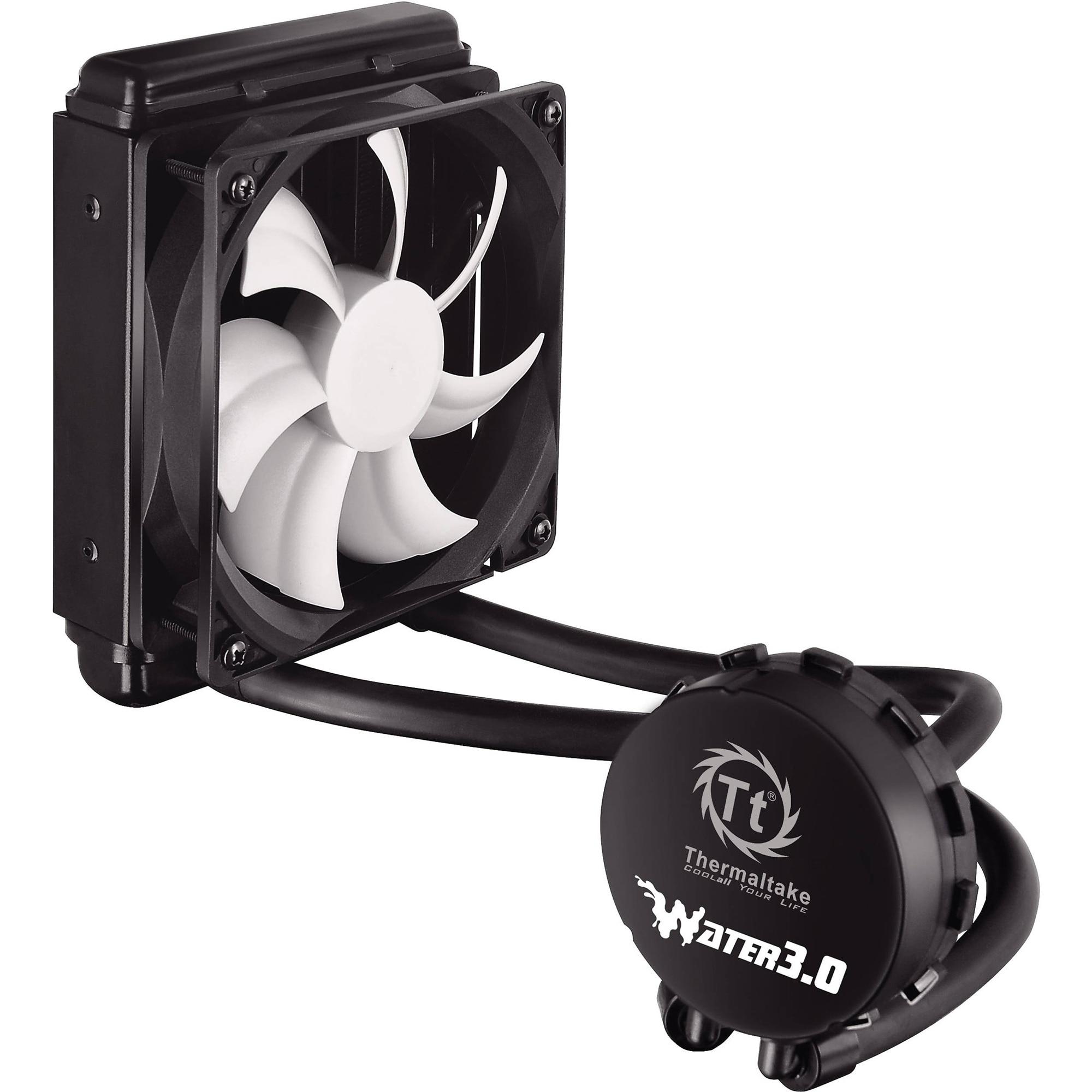 Fotografie Cooler procesor Thermaltake Water 3.0 Performer C, Compatibil Intel/AMD