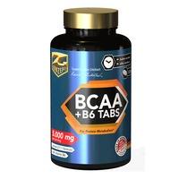 Хранителна добавка, Z-Konzept, Верижноразклонени аминокиселини с витамин B6, BCAA + B6 - 120 таблетки