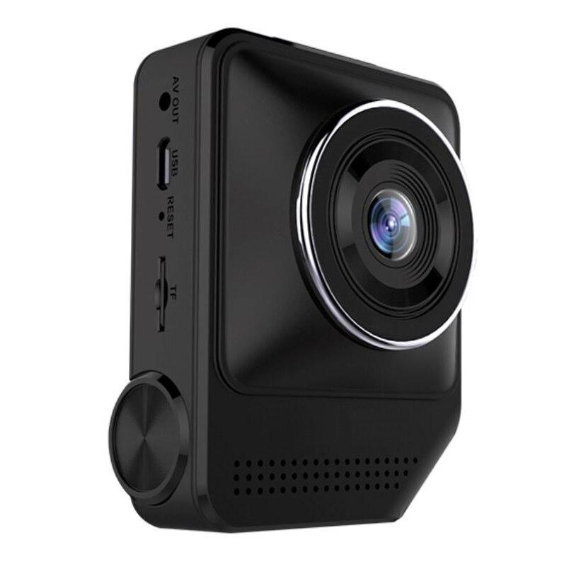 "Fotografie Camera Auto DVR 2Drive 2.3"" Full HD, Dual Camera, 12MP, cu card de memorie Kingston microSDHC 8GB, Class 10 + Adaptor"