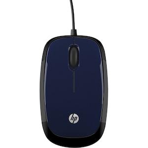 Mouse Optic HP X1200, USB, Albastru