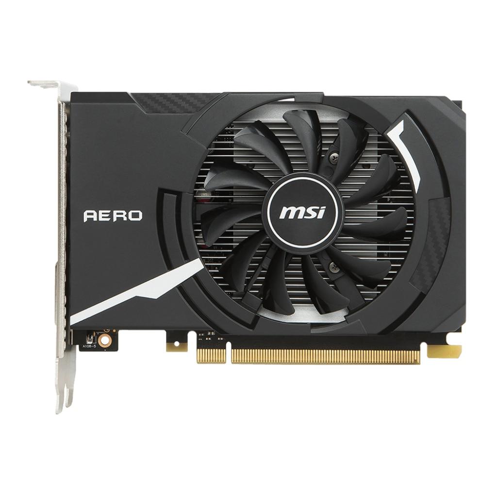 Fotografie Placa video MSI GeForce GT 1030 AERO ITX OC, 2GB DDR5, 64-bit