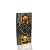 DEMETER CHOCOLATE Étcsokoládé aranymazsolával és dióval 50 g