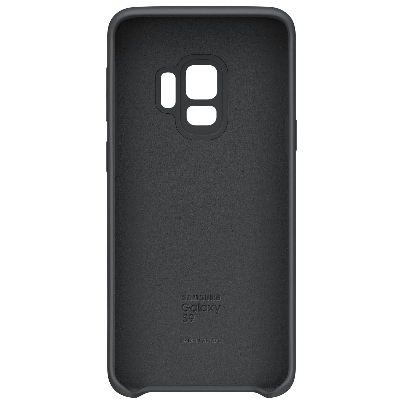 Fotografie Husa de protectie Samsung Silicone Cover pentru Galaxy S9, Black