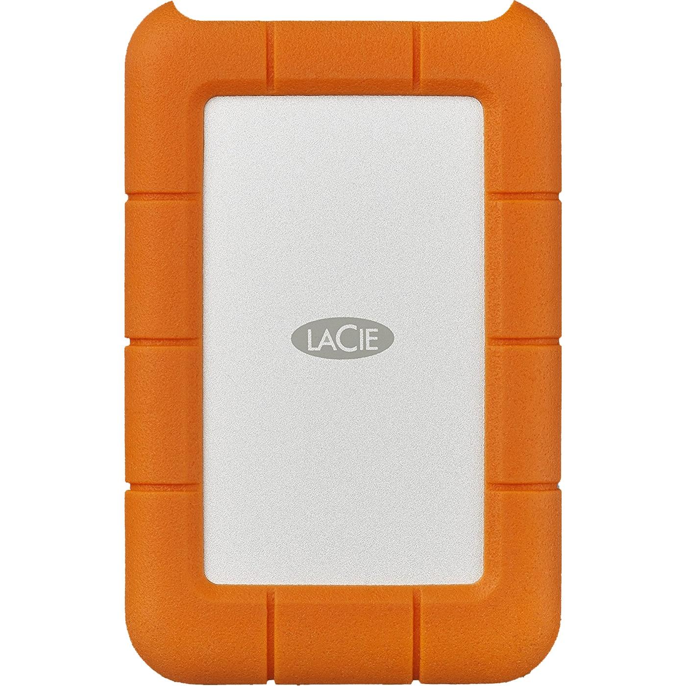 Fotografie HDD extern LaCie Rugged USB, 2TB, 3.1 Type C