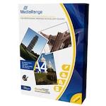 Хартия MediaRange DIN A4 Photo Paper за мастилено-струйни принтери, high-glossy coated, 135g, 100 sheets / страници