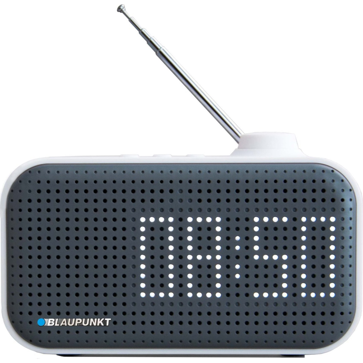 Fotografie Radioceas portabil Blaupunkt PP11BT, Bluetooth, SD, USB, AUX, alarma, alb