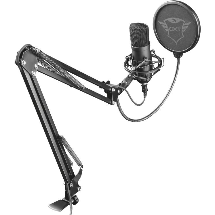 Fotografie Microfon Trust Emita Plus GXT252