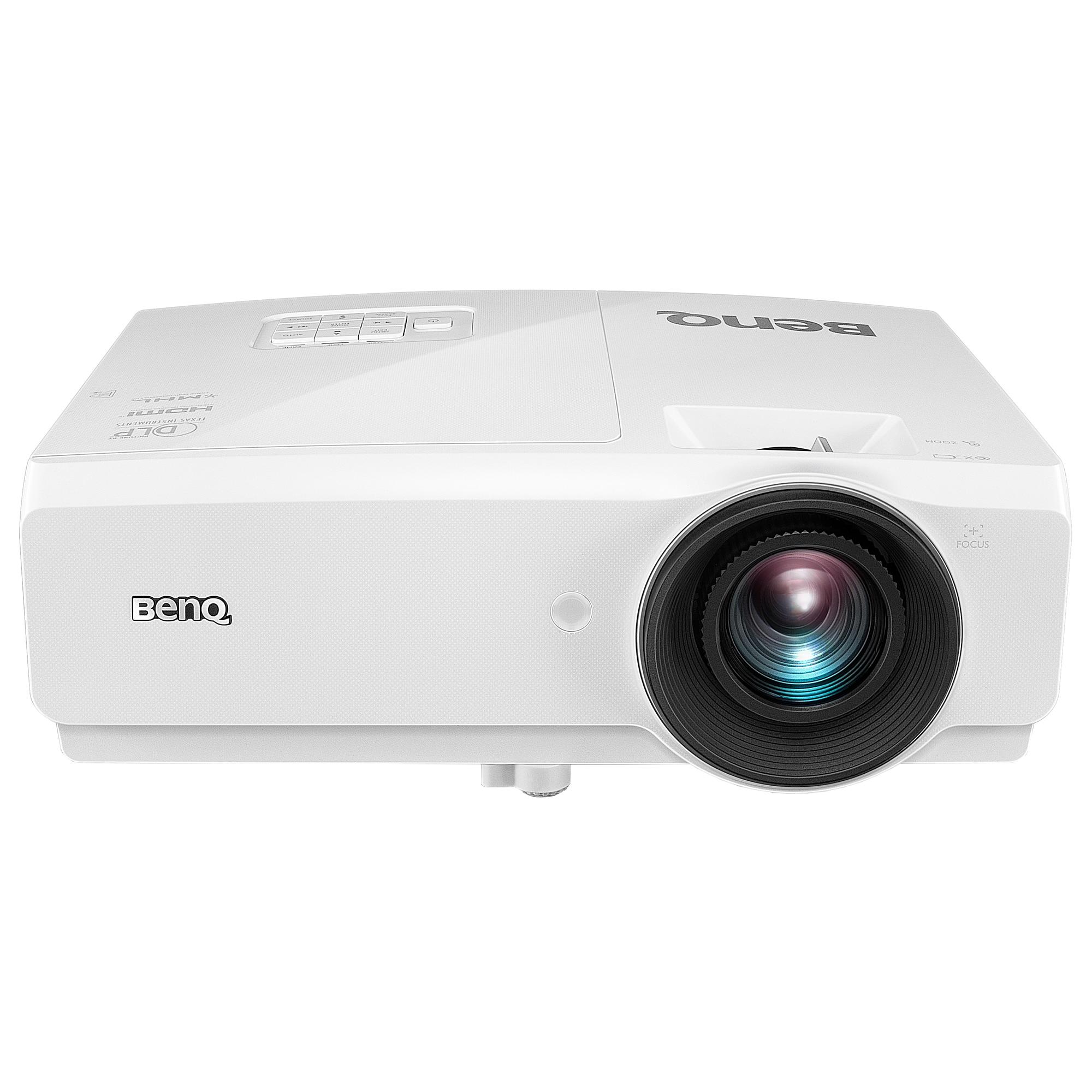 Fotografie Videoproiector BenQ SX751, XGA, 4300 lumeni, 3D, Alb