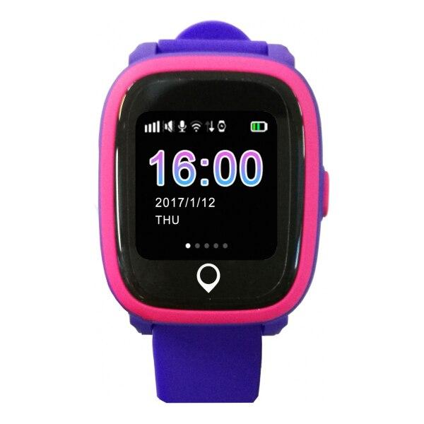 Fotografie Ceas smartwatch E-Boda Kids, GPS, SIM, Mov