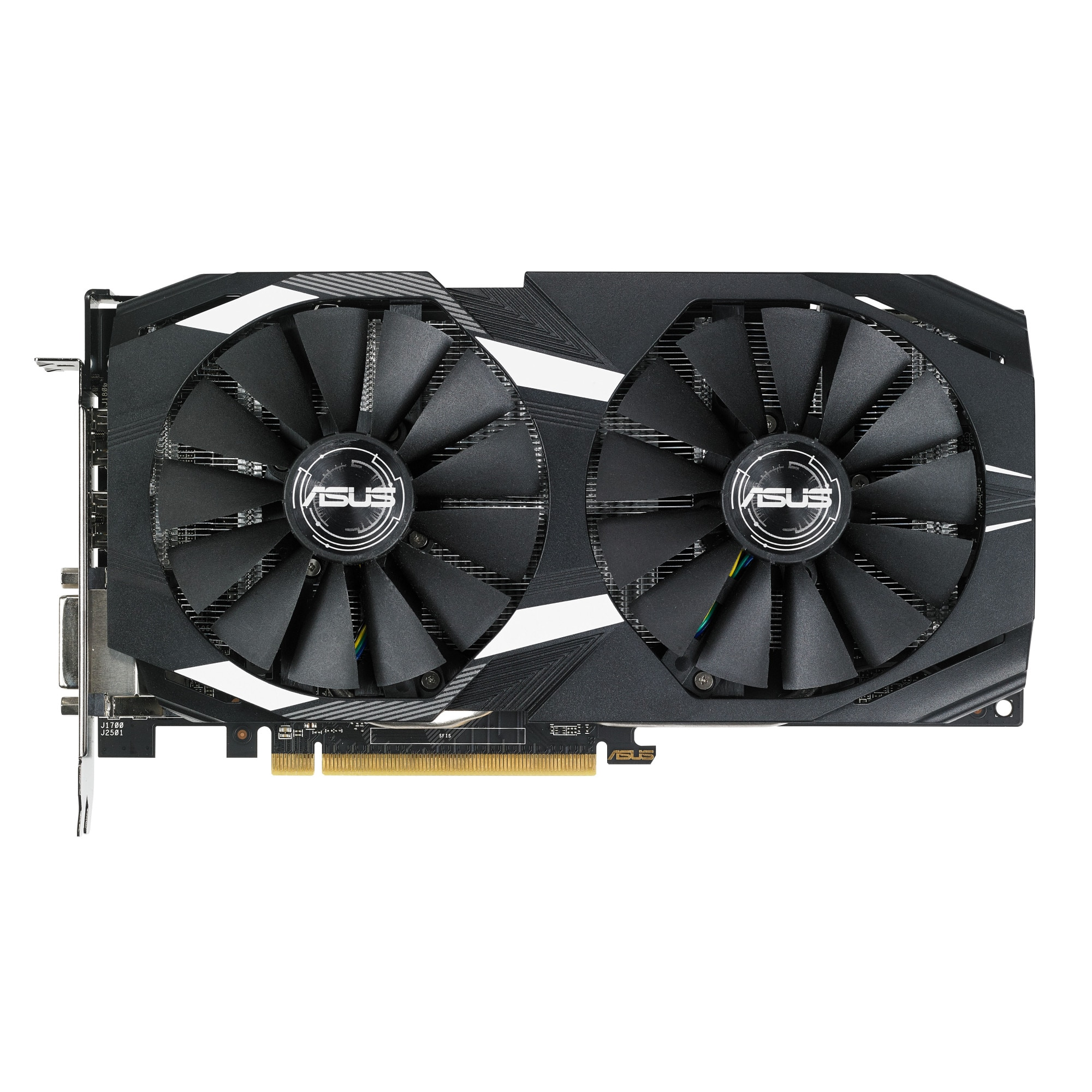 Fotografie Placa video Asus Radeon RX 580 Dual, 8GB, 256-bit