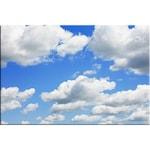 Картина Startonight DualView Синьо небе, светлина в тъмнотo, 20 x 30 см