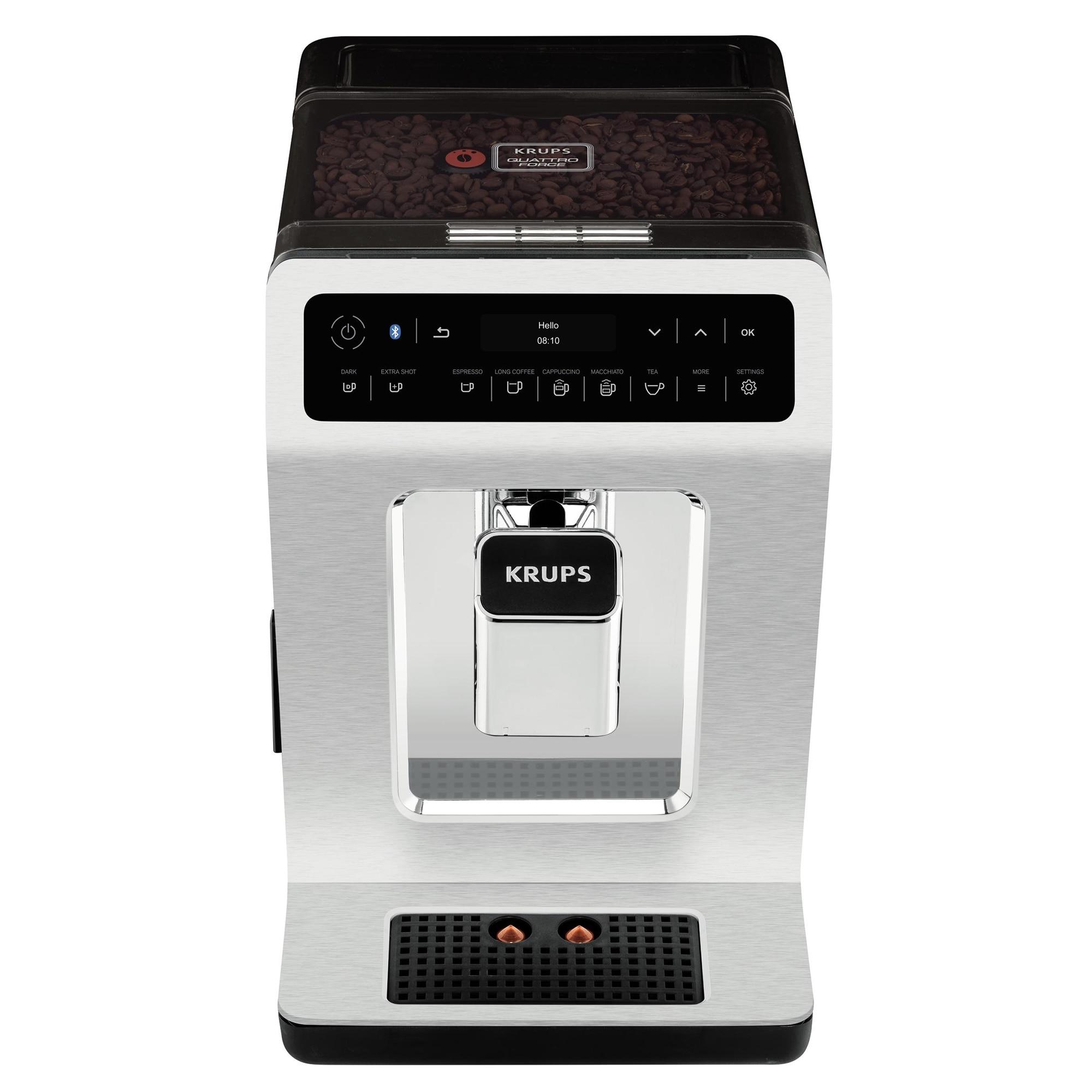 Krups EA894T10 Evidence Plus automata kávégép, barista