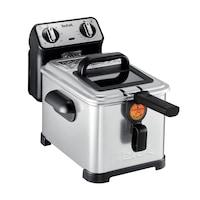 Фритюрник Tefal Filtra Pro FR510170, 3 л, Капацитет на храна 1.2 л, Метален контролен панел, Инокс
