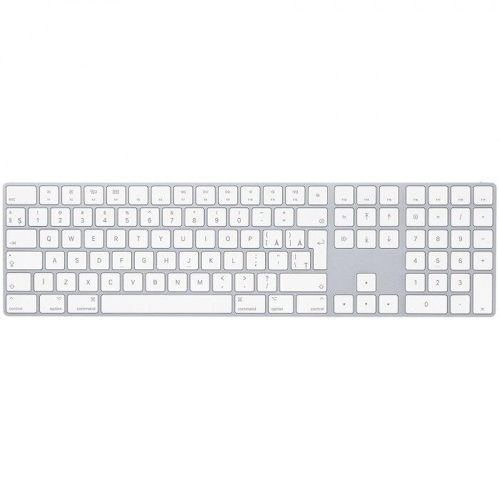 Fotografie Tastatura Apple Magic Keyboard cu numpad, Layout RO