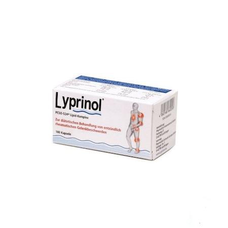 lyprinol 180 capsule farmacia tei