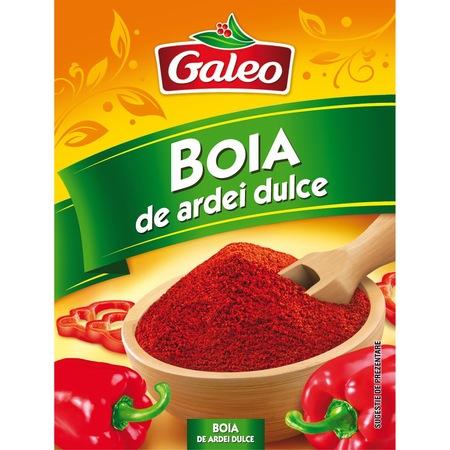 Condiment boia dulce 17g Galeo
