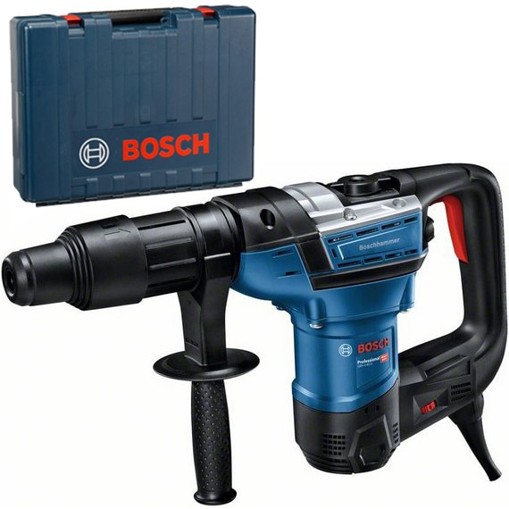 Fotografie Ciocan Rotopercutor SDS max Bosch Professional GBH 5-40 D, 1100W, 8.5 J, Valiza transport