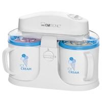 Clatronic ICM 3650 fagylalt készítő, Fehér