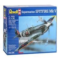 Revell modell építő készlet - Spitfire Mk V harci repülőgép