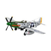 Revell modell építő készlet - p-51 d Mustang harci repülőgép