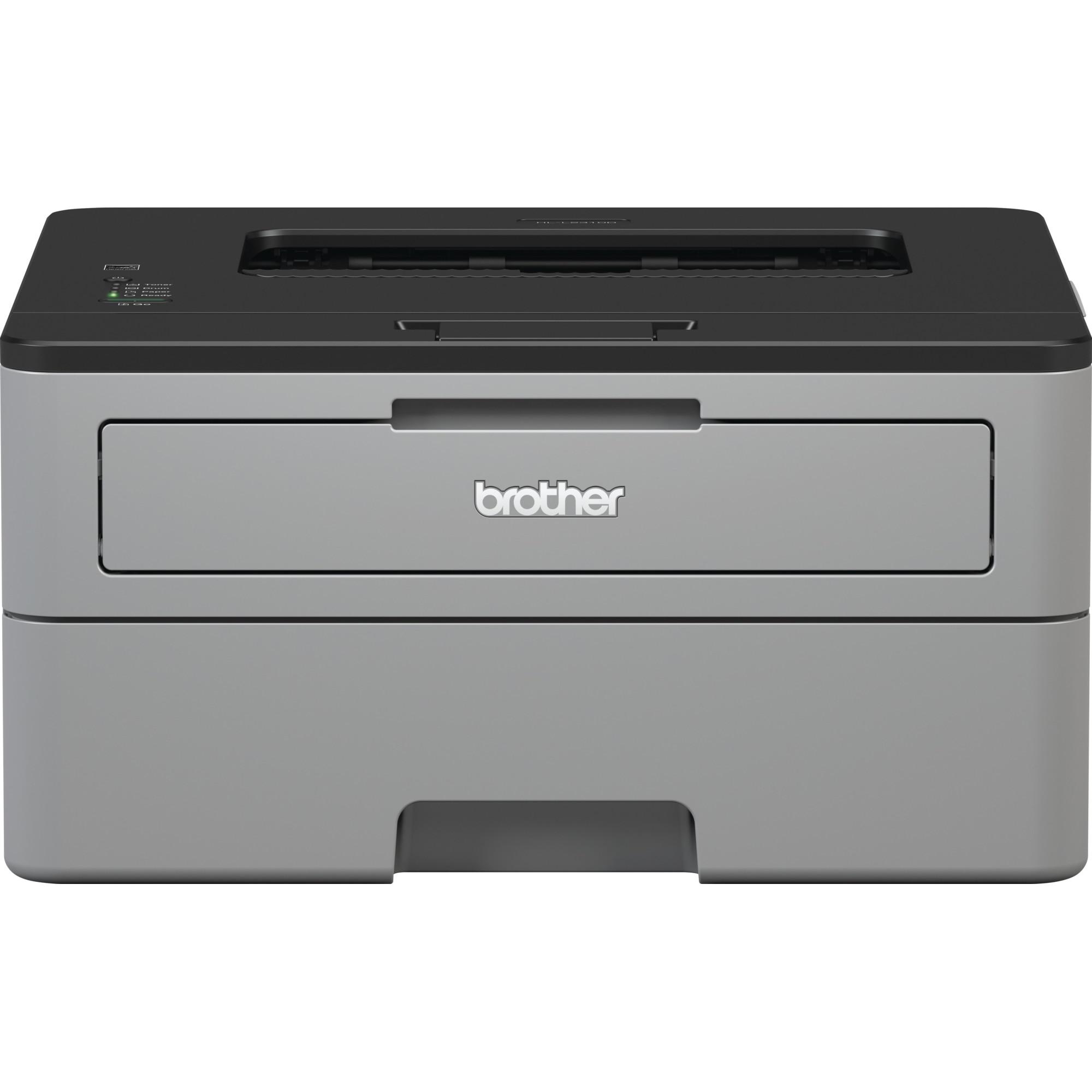 Fotografie Imprimanta laser monocrom Brother HL-L2312D, A4, Duplex