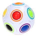 Színfelismerő formaillesztő labda