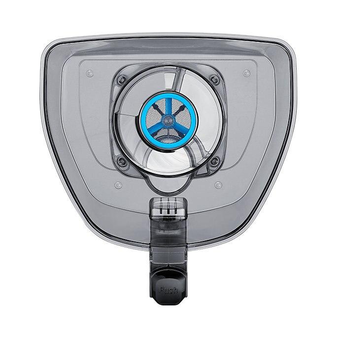 Samsung VC07M31B0HN/GE Porszívó, Ciklonrendszer és gabalyodásmentes technológia, 700 W, 2 L, Mint blue 53ICuz
