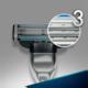 Aparat de ras Gillette Mach3 + 4 rezerve