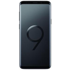 Telefon mobil Samsung Galaxy S9 Plus, Dual SIM, 256GB, 6GB RAM, 4G, Black