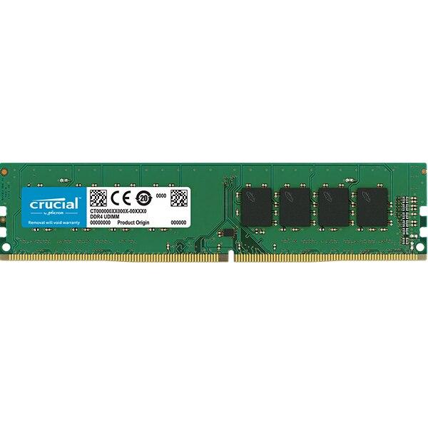 Fotografie Memorie Crucial 16 GB, DDR4, 2400 MHz, CL17, Non-ECC