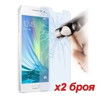Стъклен протектор GSM Borsa 2бр. Apple iPhone 7/8' Прозрачен