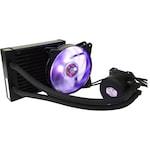 Охладител за процесор Cooler Master MasterLiquid ML120L RGB, течно охлаждане, AMD/INTEL