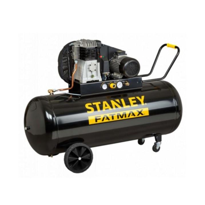 Fotografie Compresor aer Stanley B 480/10/200T 200L, 3kW, 10 bar, 480 l/min