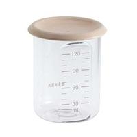 Recipient ermetic din Tritan Beaba 120 ml - Nude