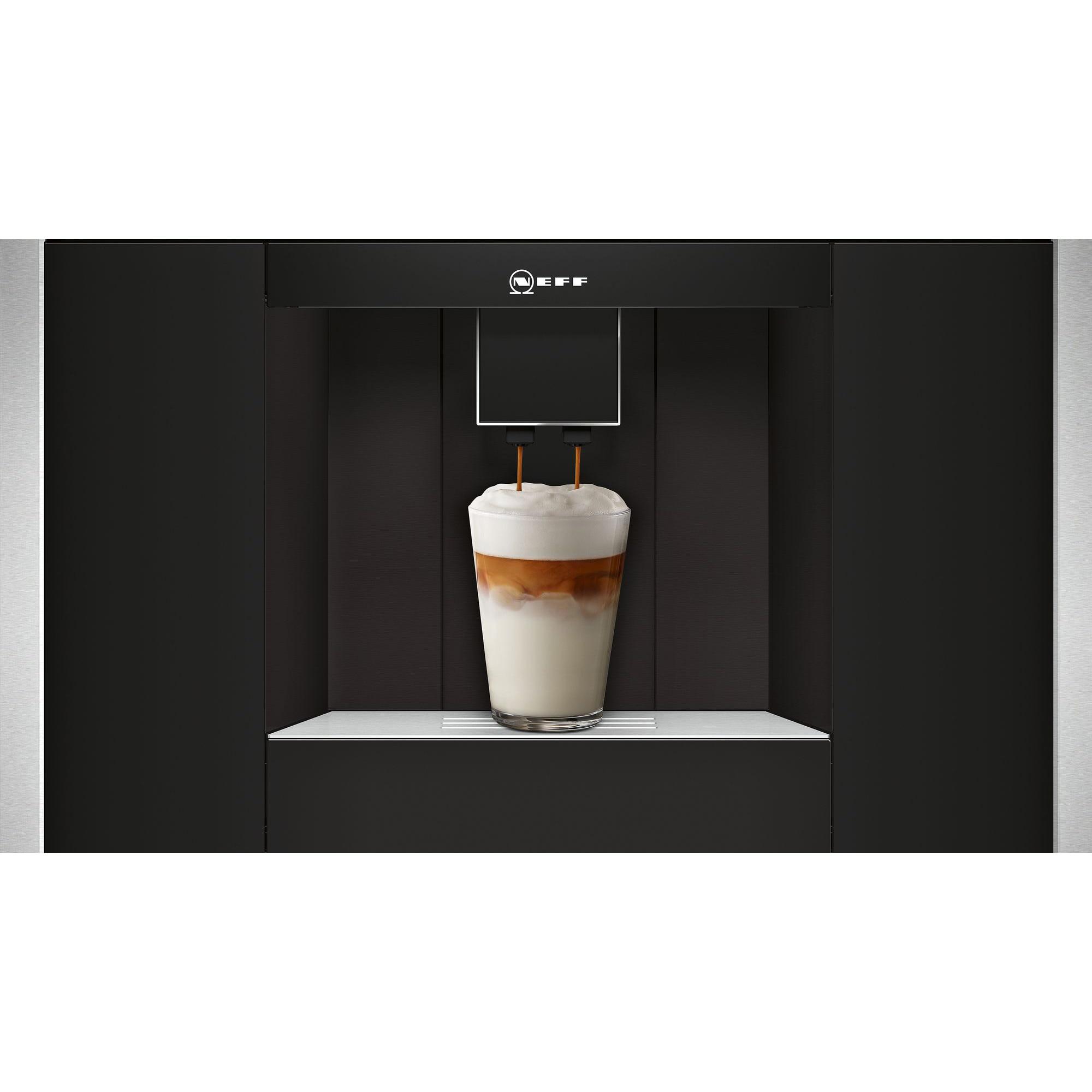 Neff C15KS61N0 beépíthető kávéfőző » Beépíthető kávéfőzők