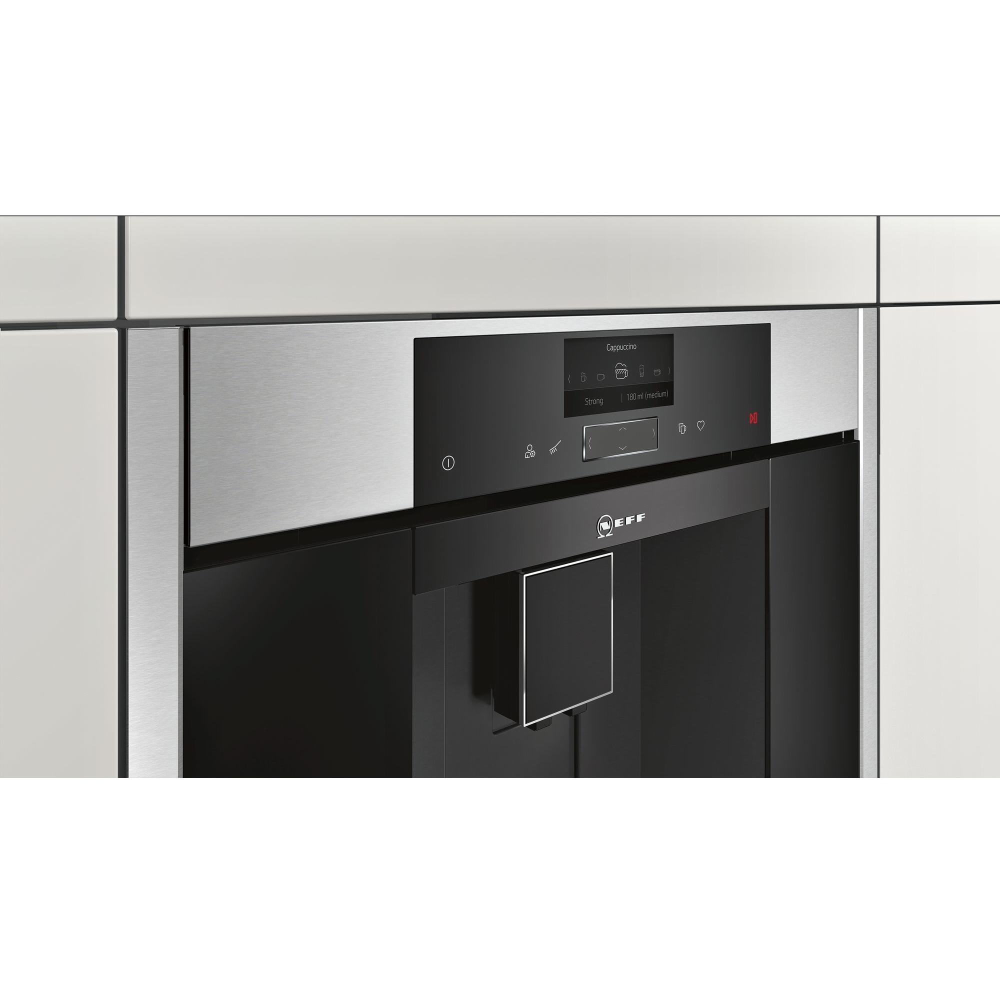 Bosch CTL636ES6 Beépíthető automata kávéfőző Beépíthető