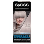 Боя за коса Syoss Blond Cool Blonds, 10-55 Ultra Platinum Blond, 115 мл