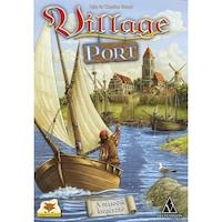 Delta Vision Kft Village: Nemzedékek játéka - Village Port kiegészítő