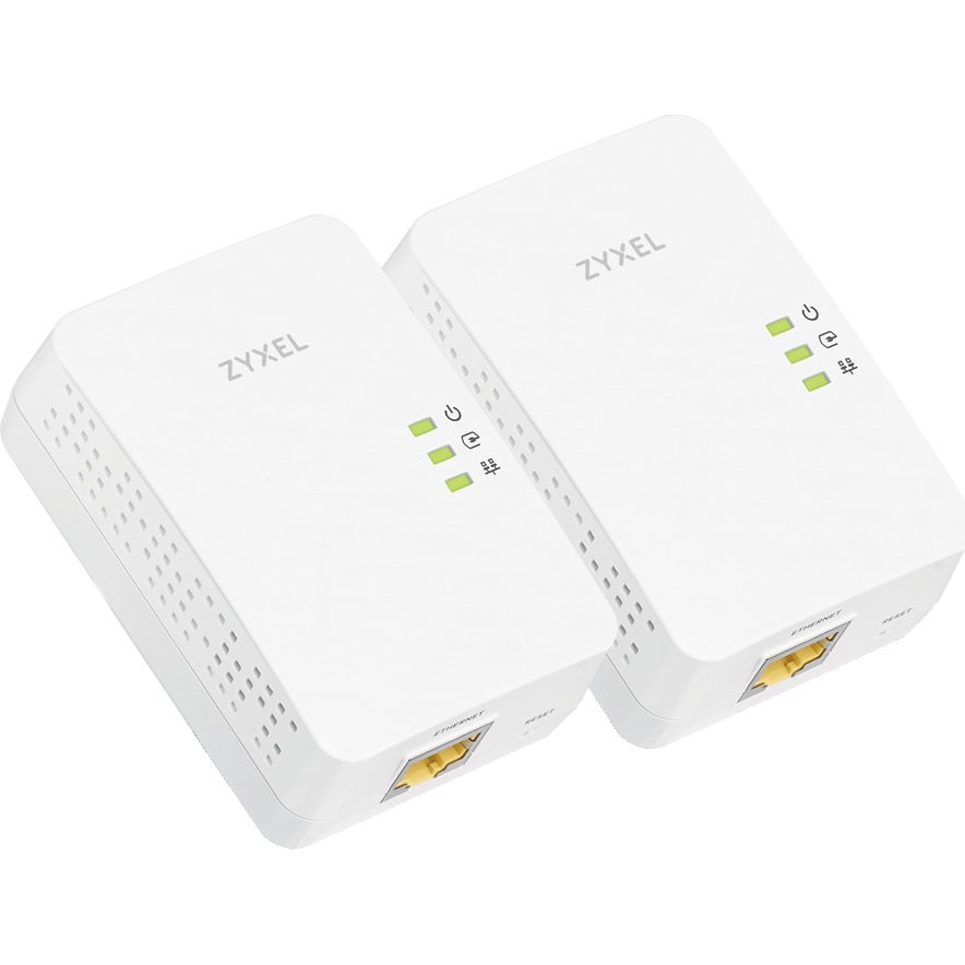 Fotografie Twin Pack Adaptor Powerline PLA5405 V2, 1300 Mbps